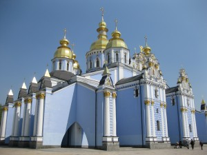 Klosterkirche St. Michael - Kiew
