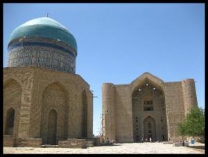 Kohja Ahmad Yasavi Mausoleum - Turkistan