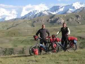 Spektakulaer: Das Pamir-Gebirge.